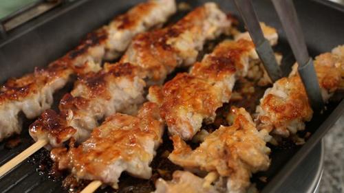 Thịt nướng xiên kiểu Hàn hấp dẫn - 7