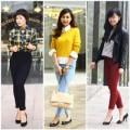 Thời trang - Soi xì-tai đầu đông của thiếu nữ Hà Thành