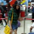 Làng sao - Bảo Anh mắc kẹt tại sân bay Tân Sơn Nhất