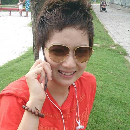 thuy vinh khoe anh hanh phuc ben chong con - 5