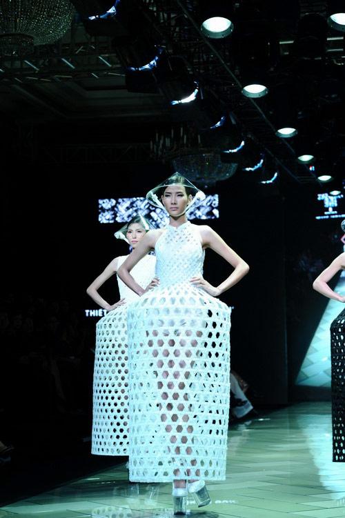 elle show 2014 'nói khong' vói vedette - 2