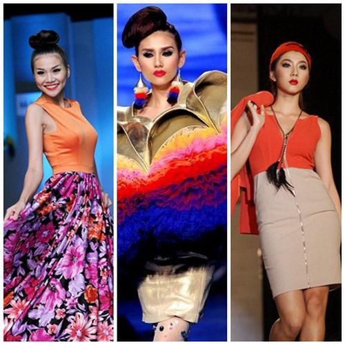 elle show 2014 'nói khong' vói vedette - 1