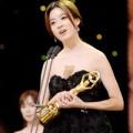 """Làng sao - """"Nàng Dong Yi"""" Han Hyo Joo giành giải Rồng Xanh"""