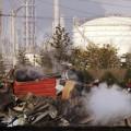Tin tức - Cận cảnh nổ đường ống dẫn dầu kinh hoàng tại TQ