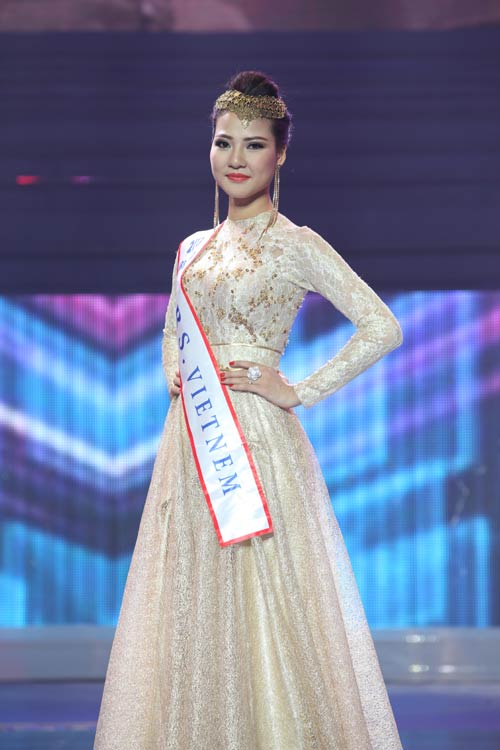 tran thi quynh lot top 6 mrs world 2013 - 1