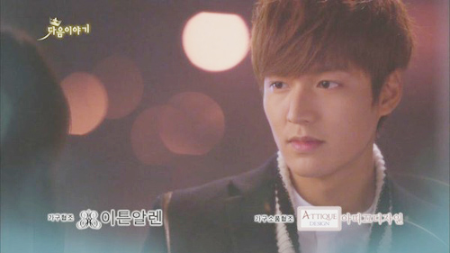 preview the heirs: lee min ho bi bat giu - 2
