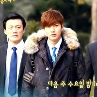 Preview The Heirs: Lee Min Ho bị bắt giữ