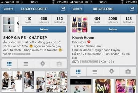 instagram se som co them tinh nang chat? - 2