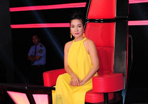"""hong nhung """"thach"""" hoang ton thi the voice my - 5"""