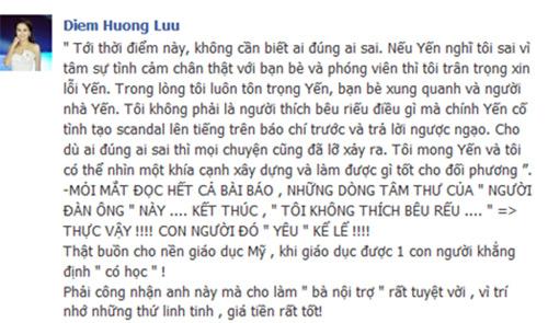 "diem huong: minh chanh la mot... ""ba noi tro"" - 2"