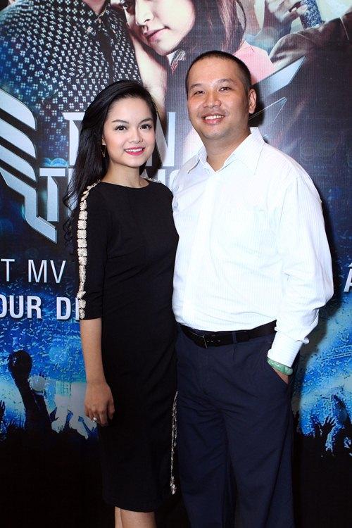 hoang thuy linh: dong phim khong phai vi on nghia - 8