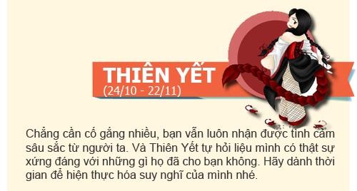 boi tinh yeu ngay 26/11/2013 - 10
