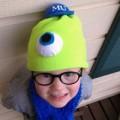 """Khâu mũ cho con """"mùa đông không lạnh"""""""