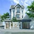Không gian đẹp - Xây nhà 240m2 trắng muốt ở Nam Định