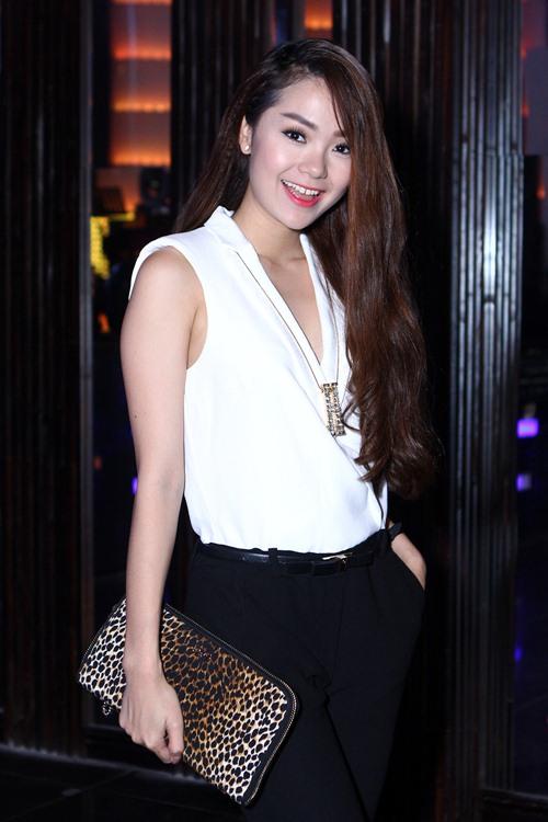 minh hang dien style dep nhu miranda kerr - 4