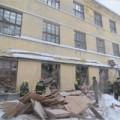 Tin tức - Trung Quốc: Bão tuyết làm sập nhà máy, 9 người chết