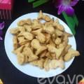 Bếp Eva - Bánh quy phô mai hình cá cho bé yêu