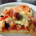 Bếp Eva - Tự làm pizza thịt gà tại nhà không khó