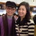Làng sao - Nghệ sỹ Thu Hà trẻ đẹp bên Trung Hiếu