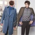 """Thời trang - Diện áo khoác dáng dài """"chuẩn men"""" như Kim Tan"""