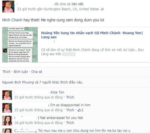 vo minh chanh: yen tung noi toi hay ly di chong - 3