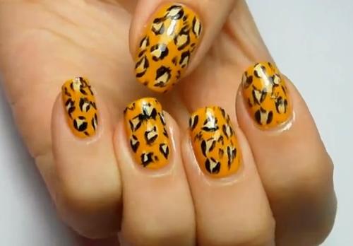 Mẫu nail sành điệu dễ thực hiện nhất - 1