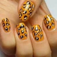 Mẫu nail sành điệu dễ thực hiện nhất