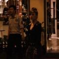 Làng sao - Hoàng Yến lang thang cà phê đêm muộn