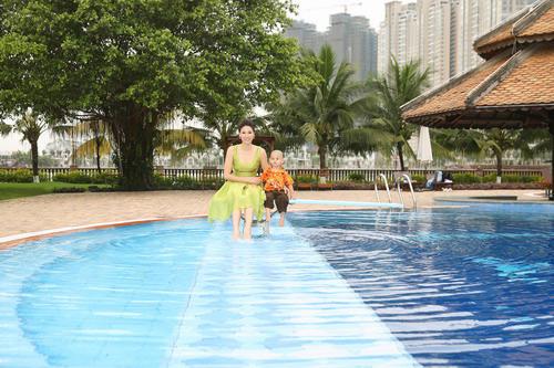 Nhà siêu sang của các người đẹp Việt Nam - 4