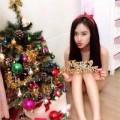 Làng sao - Angela Phương Trinh đón Giáng Sinh sớm tại nhà