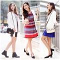 Thời trang - 4 cách diện blazer trắng thanh lịch ngày Đông