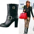 Thời trang - Bấn loạn vì boot sành - đẹp - điệu của sao