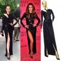 Thời trang - Trúc Diễm đụng váy hiệu với thiên thần Victoria Secret