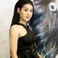 Làng sao - Lâm Chi Khanh: Ai gặp ngoài cũng khen tôi đẹp