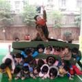 Tin tức - Phẫn nộ cô giáo 'cưỡi đầu' 15 trẻ mầm non