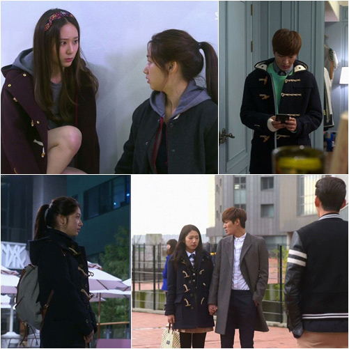 "3 mau ao khoac ""gay sot"" trong the heirs - 13"