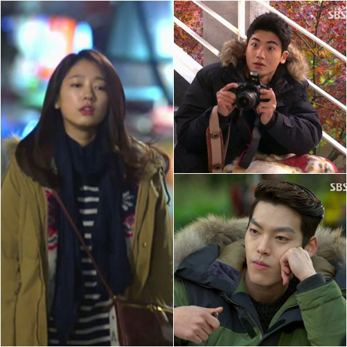 "3 mau ao khoac ""gay sot"" trong the heirs - 8"