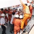 Tin tức - Cứu ngư dân bị đứt lìa bàn chân trên biển Hoàng Sa