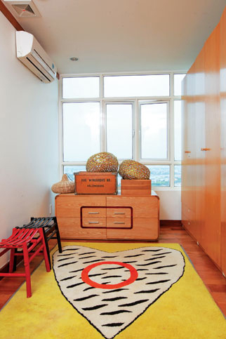 khoe nha: 170m2 sac so cua ong chu uma - 5
