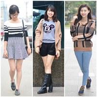 Mẫu áo len yêu thích của phái đẹp ngày Đông