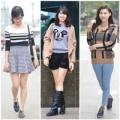 Thời trang - Mẫu áo len yêu thích của phái đẹp ngày Đông
