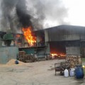 Tin tức - An Giang: Cơ sở phế liệu bị thiêu rụi, một gia đình chết cháy