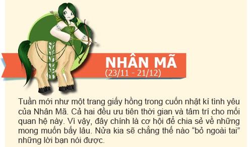 boi tinh yeu: tuan  2/12 -  8/12/2013 - 11