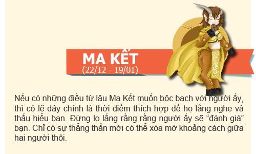 boi tinh yeu: tuan  2/12 -  8/12/2013 - 12