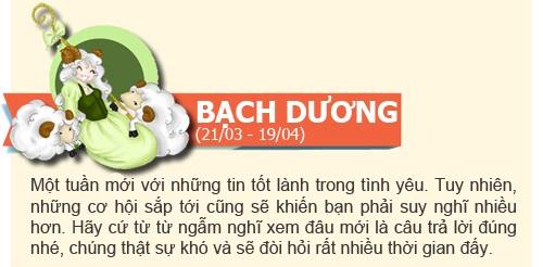 boi tinh yeu: tuan  2/12 -  8/12/2013 - 3