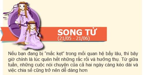 boi tinh yeu: tuan  2/12 -  8/12/2013 - 5