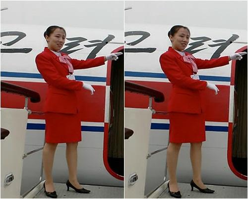 khach 'buon' vi tiep vien hang khong qua xau - 5