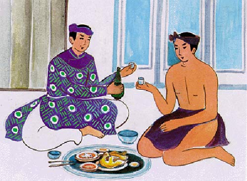 truyen co tich: thach sanh ly thong - 1