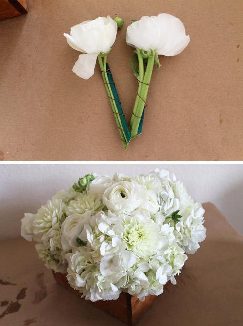 hoa trang tinh khoi cho ngay cuoi tron ven - 6