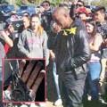Sao Fast  & amp; Furious nức nở đến viếng Paul Walker